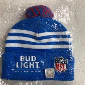 Bud Light NFL Beanie Hat